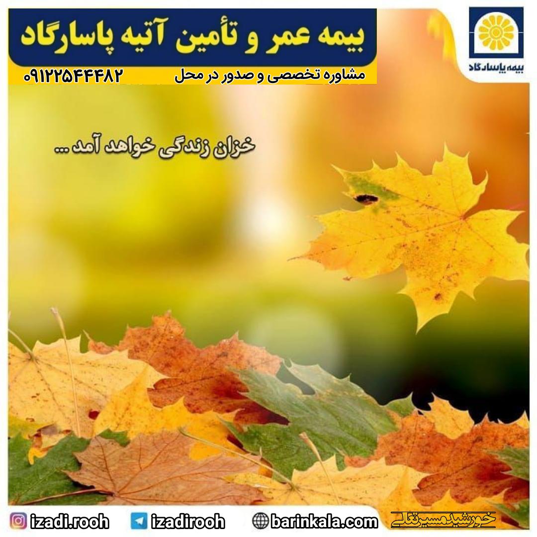 خزان زندگی با بیمه عمر پاسارگاد